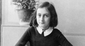 Anne Franks Tagebuch wurde in weiten Teilen mit Kugelschreiber (Erfindung nach 1945) geschrieben