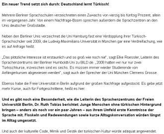 Deutschland lernt tuerkisch2