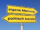 Eigene_Meinung-Politisch_korrekt